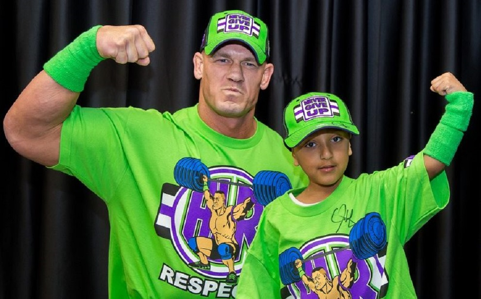why did i love cena