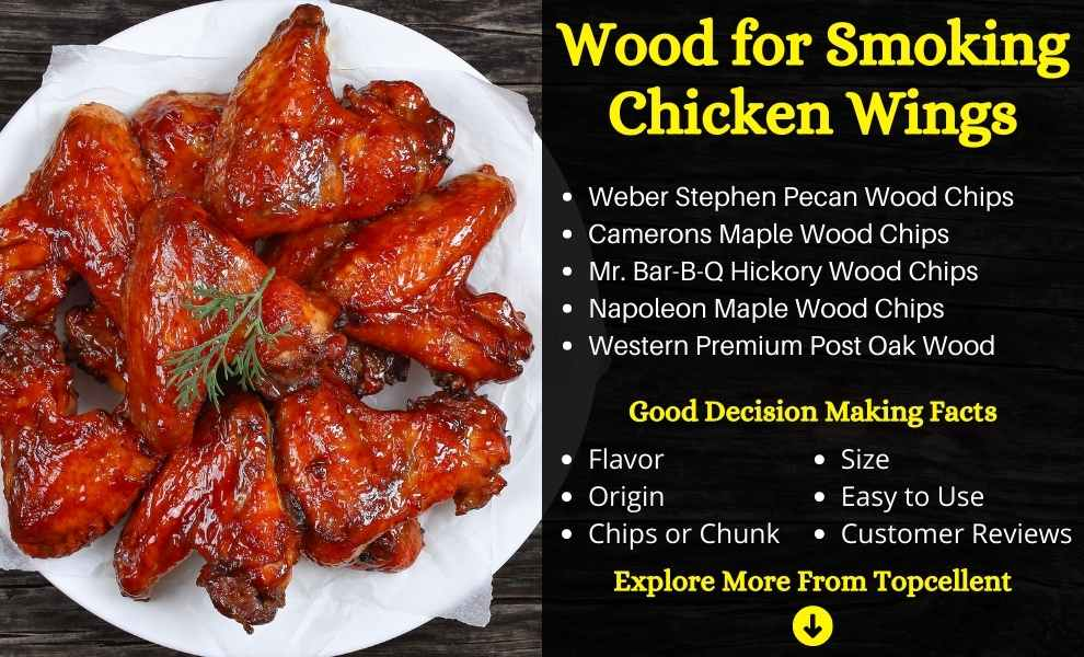 best Wood for Smoking Chicken Wings