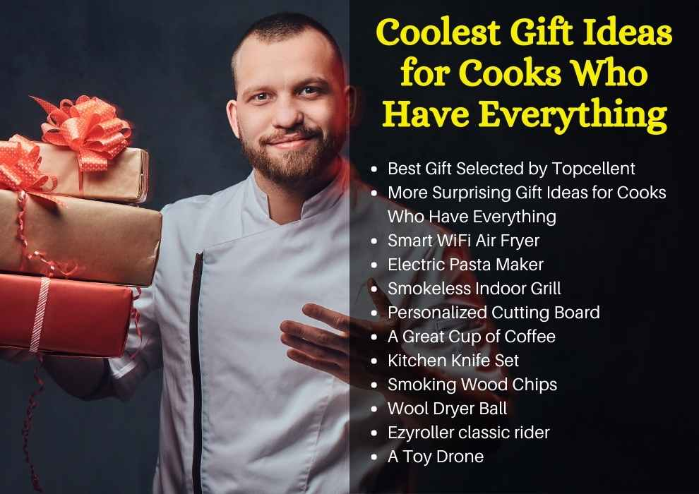 Gift Ideas for Cooks Who Have Everything