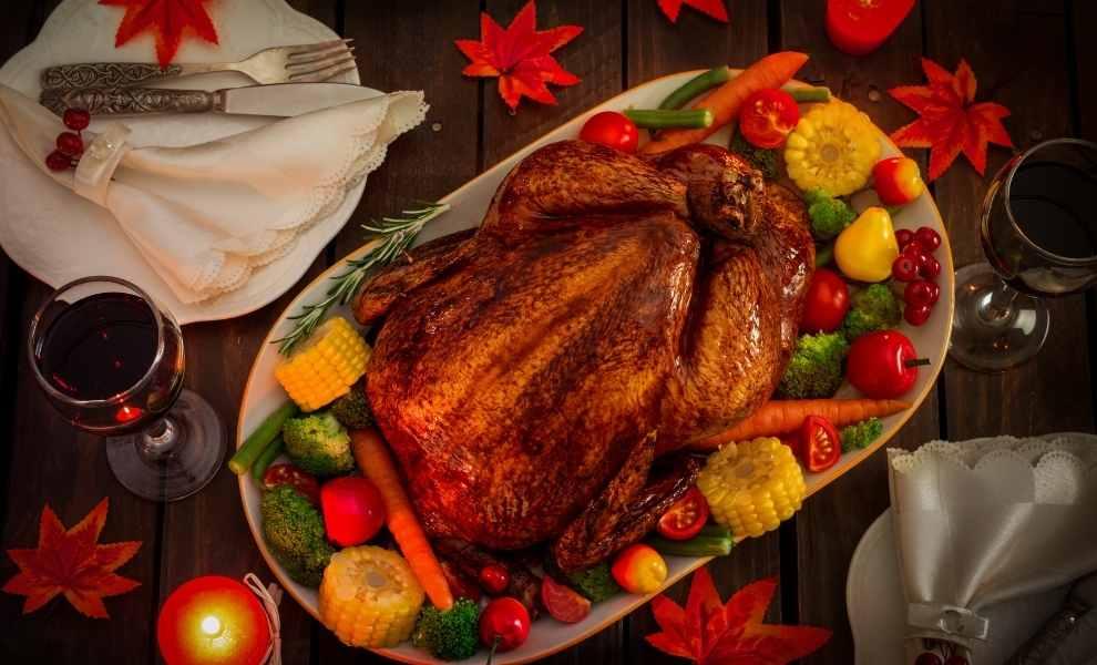 Thanksgiving Party Turkey