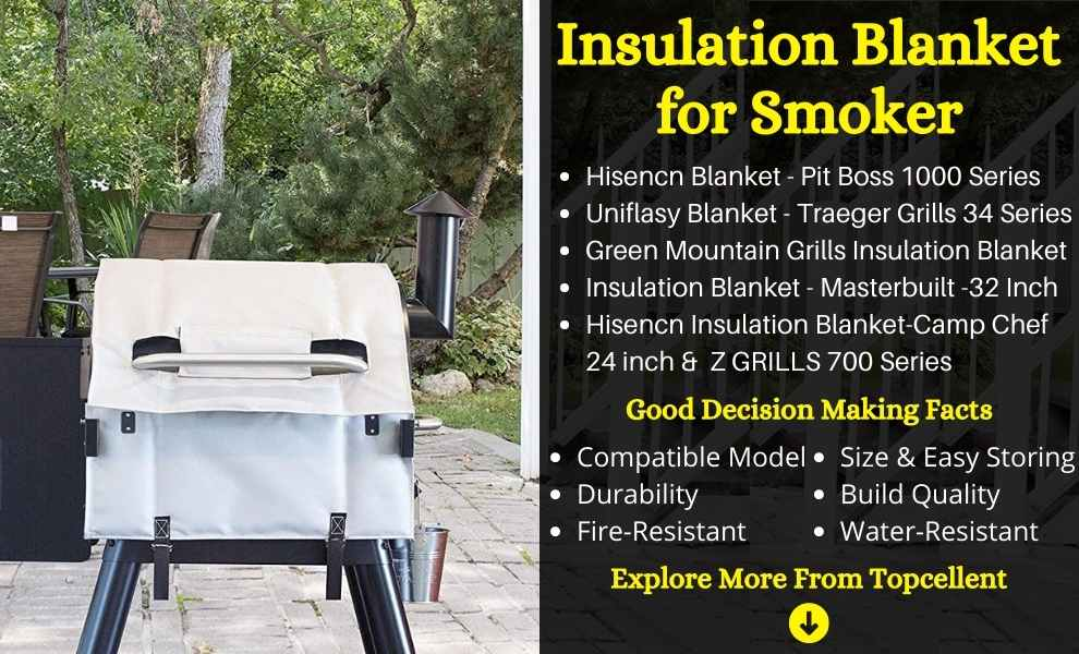 Insulation Blanket for Smoker