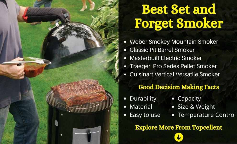 Best Set and Forget Smoker